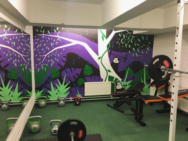Lianas gym